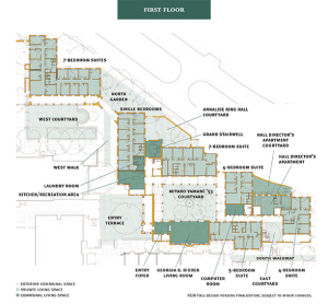 About Scripps College New Hall Architectural Renderings