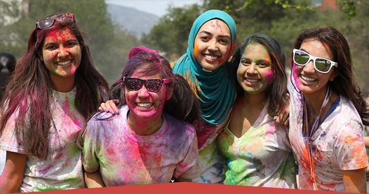 Scripps encourages students, staff, and faculty to freely express all aspects of their identity.