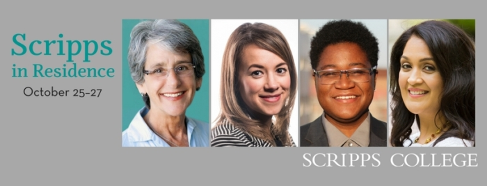 An image for Scripps in Residence at Scripps College showing four people
