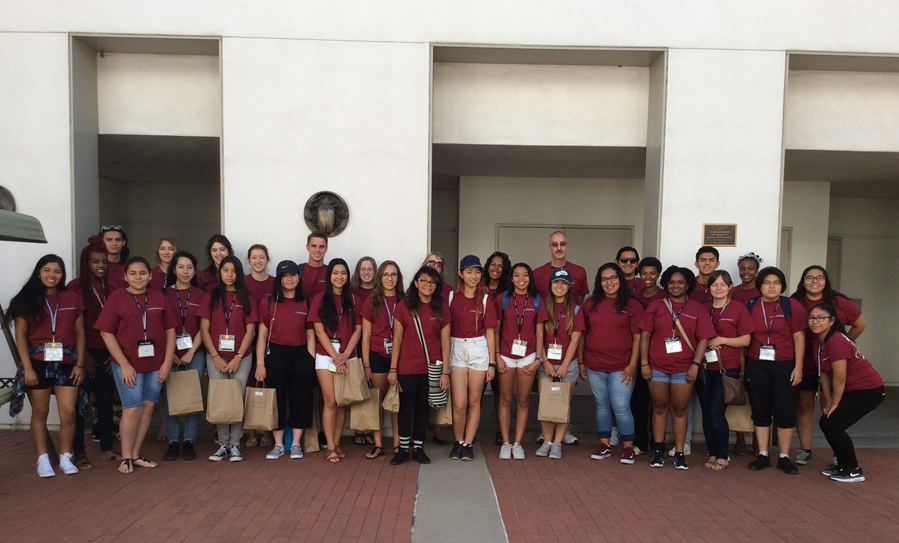 Keck Science's Summer Science Immersion Program (SScIP) Awarded Grant Funding