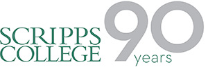Scripps College 90th Year Logo
