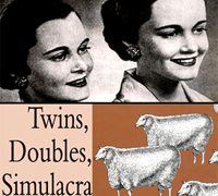 Twins, Doubles, Simulacra