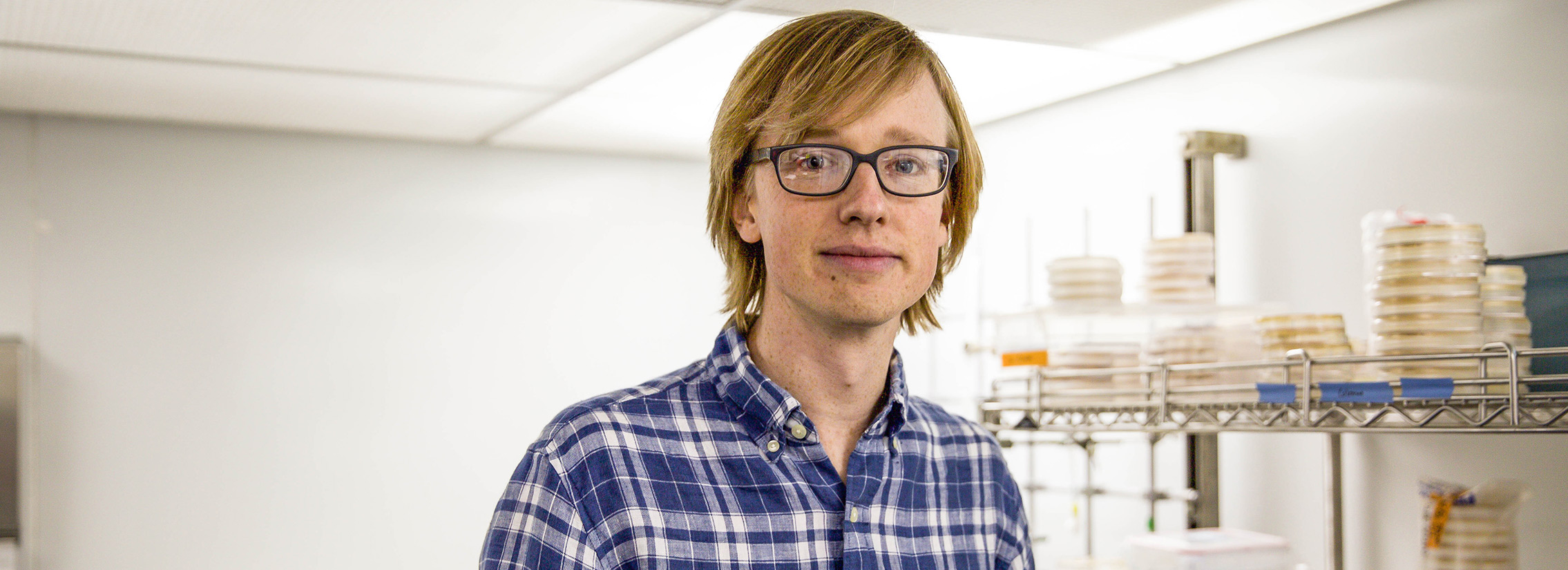 Spotlight on Faculty: Ethan Van Arnam, Assistant Professor of Chemistry