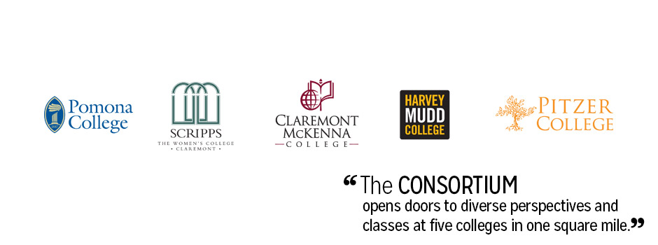 The Consortium opens doors to diverse perspectives and classes at five colleges in one square mile.