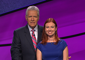 Jessica Johnston is Two-Day Winner on Jeopardy! Quiz Show