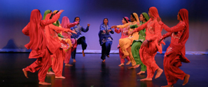 The 5C Experience: Claremont Tamasha Exploring South Asian Culture through Bollywood Dance
