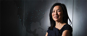 Salle Yoo '92 is Uber General Counsel, Featured in Fortune.com as a Top Woman Lawyer in America