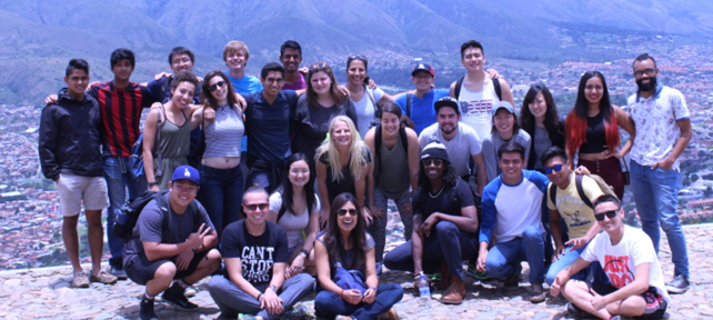 5C Experience: 5C Students Build a Health Clinic in Bolivia