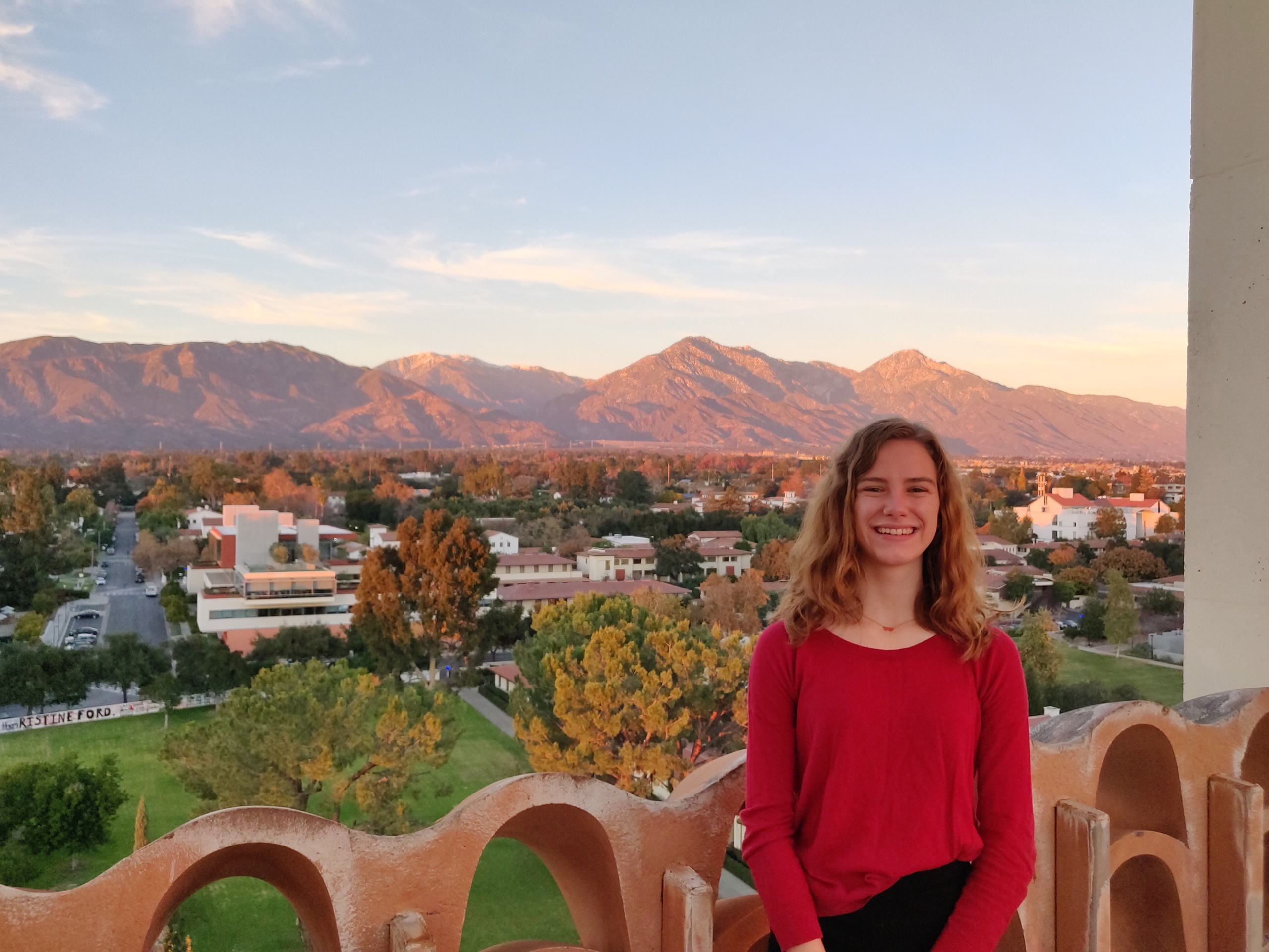 Olivia Truesdale '21: Investing in Students' Future Careers With Senior Class Gift