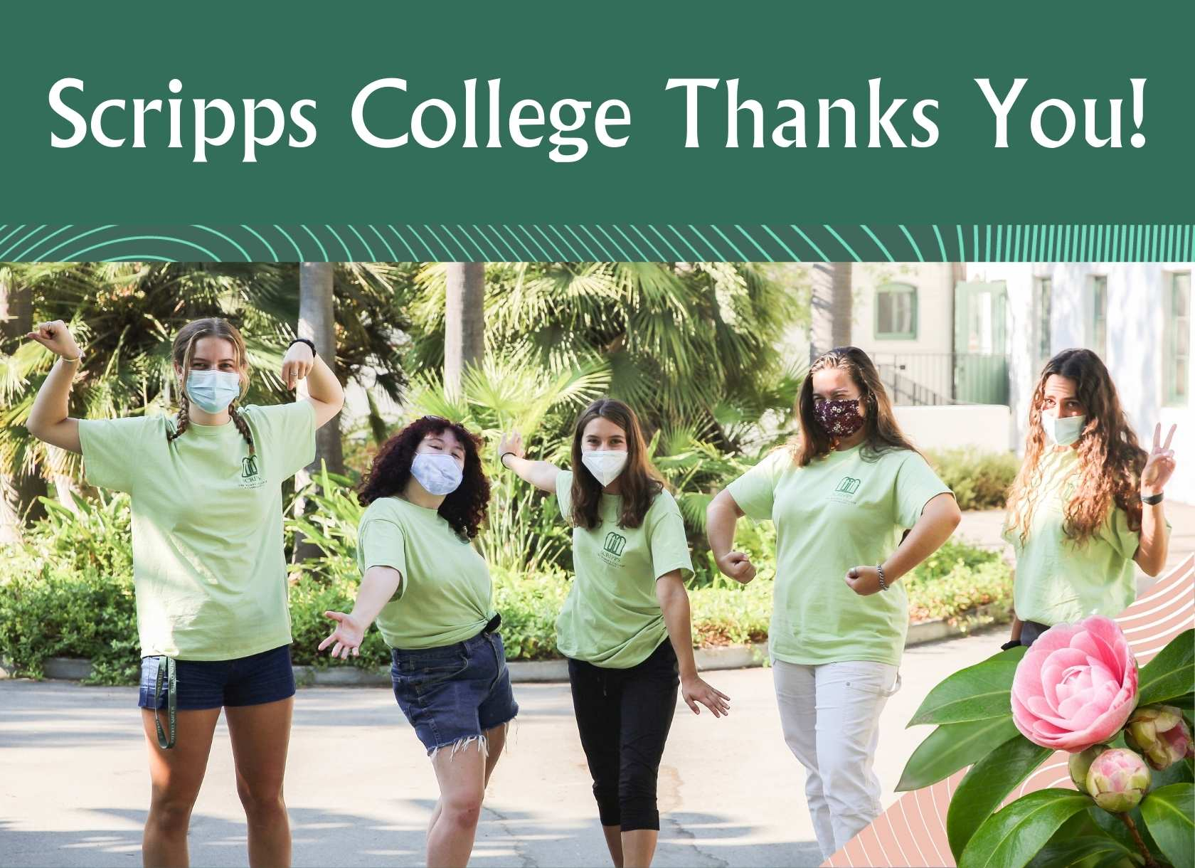 Donors Aid Scripps Students with Highest Level of Giving Since 2018