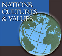 Nations, Cultures, & Values