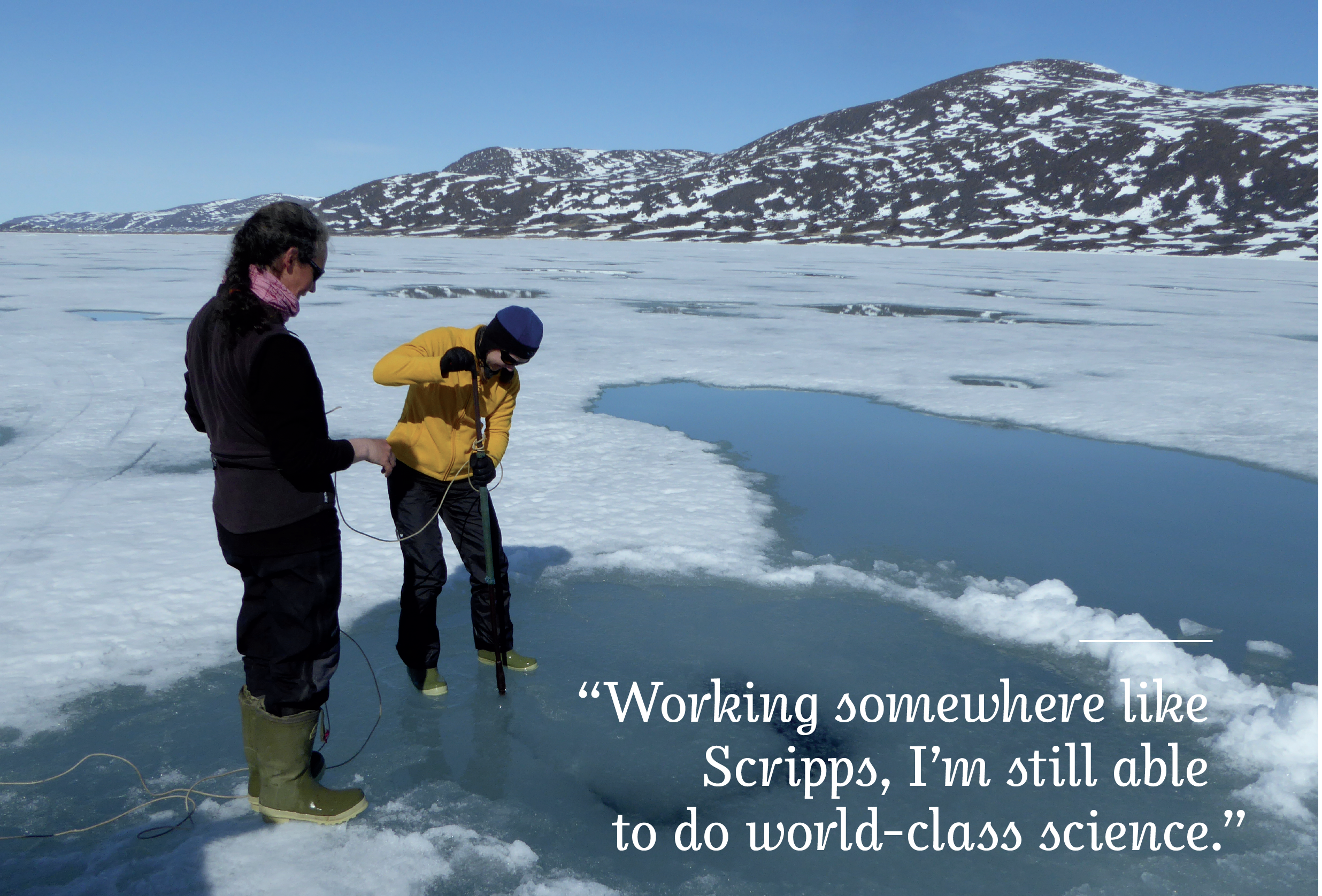 World-class science