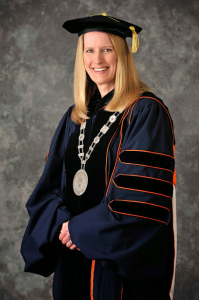 On March 27, Merodie Hancock '87 was inaugurated the fourth president of SUNY Empire State College.