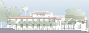 Proposed new Scripps College residence hall